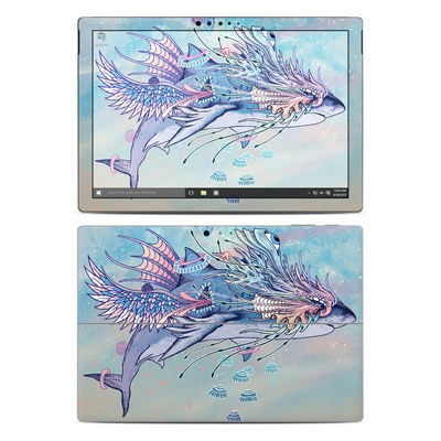 Microsoft Surface Pro 4 Skin - Spirit Shark