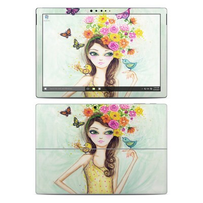 Microsoft Surface Pro 4 Skin - Spring Time