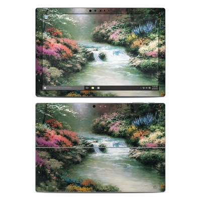 Microsoft Surface Pro 4 Skin - Beside Still Waters