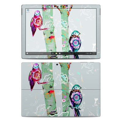 Microsoft Surface Pro 4 Skin - Summer Birch