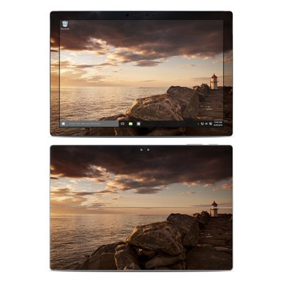 Microsoft Surface Pro 4 Skin - Sunset Beacon