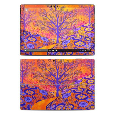 Microsoft Surface Pro 4 Skin - Sunset Park