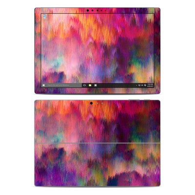 Microsoft Surface Pro 4 Skin - Sunset Storm