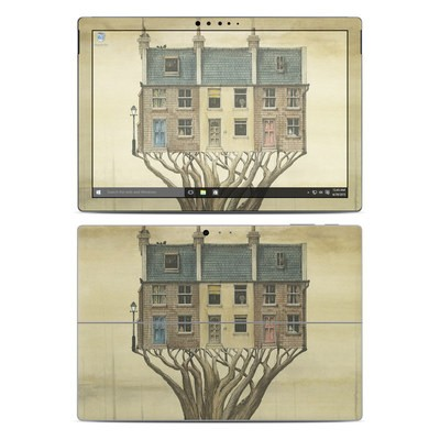 Microsoft Surface Pro 4 Skin - Terraced Houses
