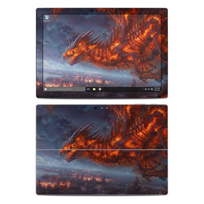 Microsoft Surface Pro 4 Skin - Terror of the Night