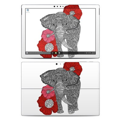 Microsoft Surface Pro 4 Skin - The Elephant