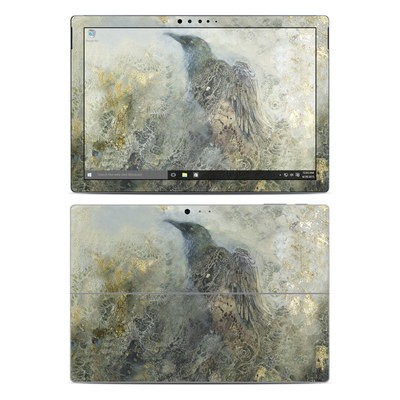Microsoft Surface Pro 4 Skin - The Raven