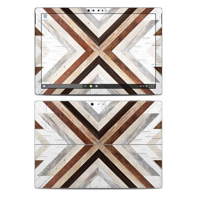 Microsoft Surface Pro 4 Skin - Timber