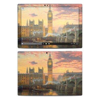 Microsoft Surface Pro 4 Skin - Thomas Kinkades London