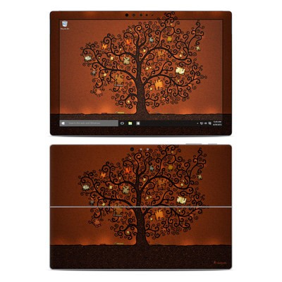 Microsoft Surface Pro 4 Skin - Tree Of Books