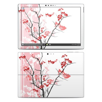 Microsoft Surface Pro 4 Skin - Pink Tranquility