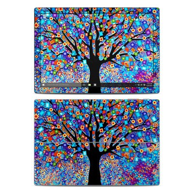 Microsoft Surface Pro 4 Skin - Tree Carnival