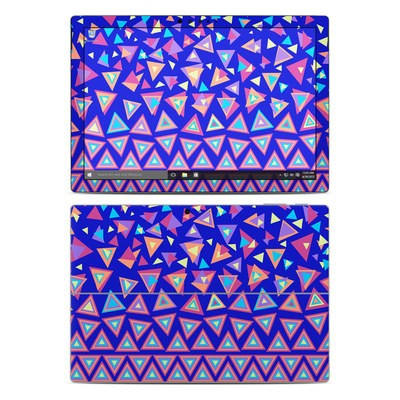 Microsoft Surface Pro 4 Skin - Triangle Dance