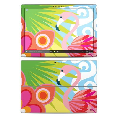 Microsoft Surface Pro 4 Skin - Tropic Fantasia
