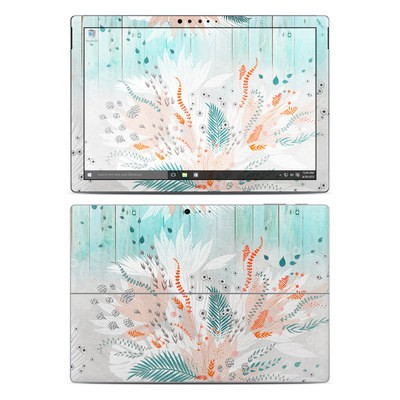 Microsoft Surface Pro 4 Skin - Tropical Fern