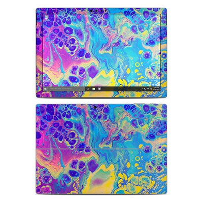 Microsoft Surface Pro 4 Skin - Unicorn Vibe