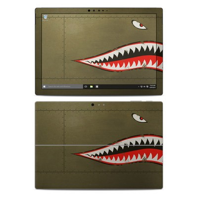 Microsoft Surface Pro 4 Skin - USAF Shark