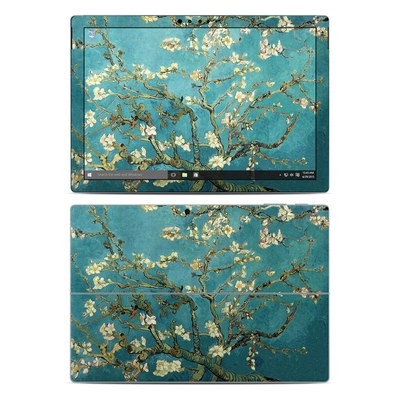 Microsoft Surface Pro 4 Skin - Blossoming Almond Tree