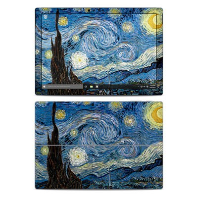 Microsoft Surface Pro 4 Skin - Starry Night