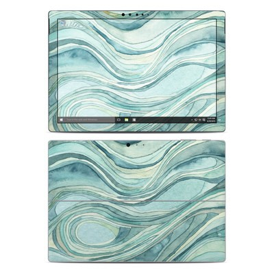 Microsoft Surface Pro 4 Skin - Waves
