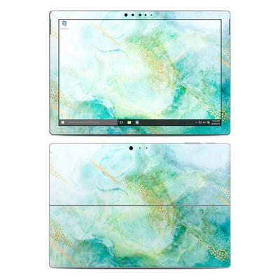 Microsoft Surface Pro 4 Skin - Winter Marble
