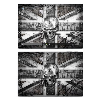 Microsoft Surface Pro 4 Skin - Wrought Iron