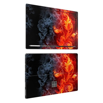 Microsoft Surface Pro 6 Skin - Flower Of Fire