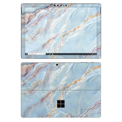 Microsoft Surface Pro 7 Skin - Atlantic Marble