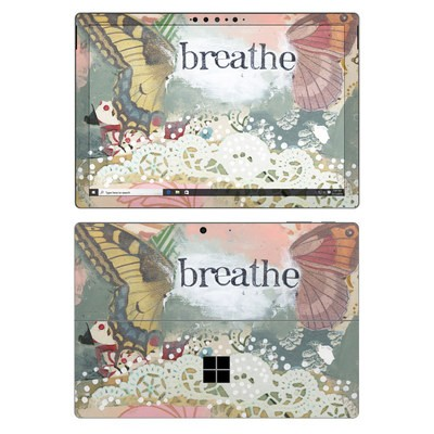 Microsoft Surface Pro 7 Skin - Breathe