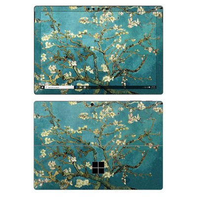 Microsoft Surface Pro 7 Skin - Blossoming Almond Tree