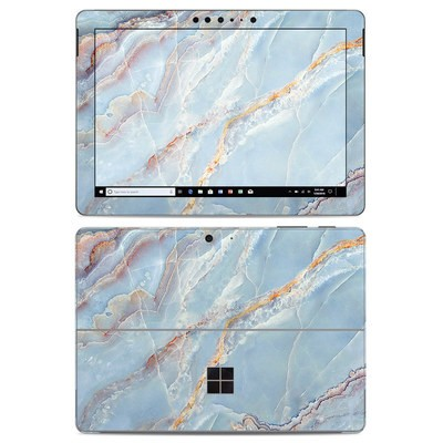 Microsoft Surface Go Skin - Atlantic Marble