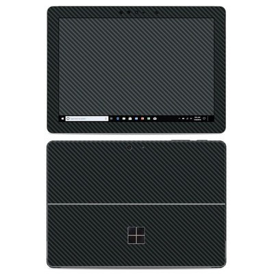 Microsoft Surface Go Skin - Carbon