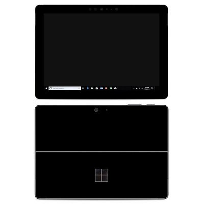 Microsoft Surface Go Skin - Solid State Black