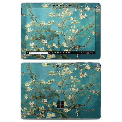 Microsoft Surface Go Skin - Blossoming Almond Tree