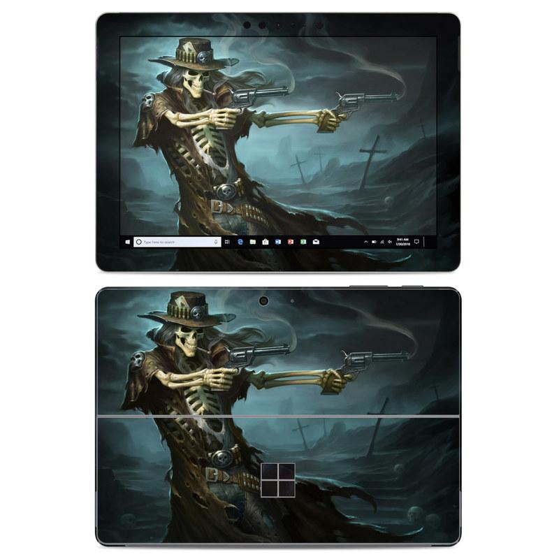 Reaper Gunslinger by James Ryman | DecalGirl