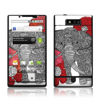 Motorola Triumph Skin - The Elephant