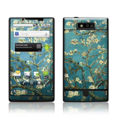 Motorola Triumph Skin - Blossoming Almond Tree