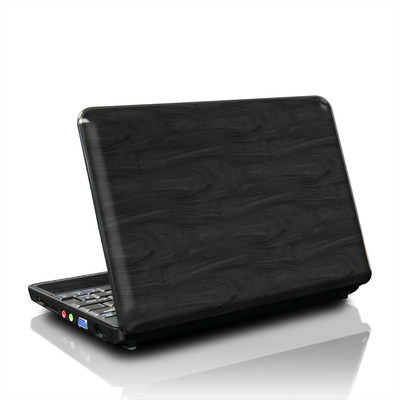 MSI Wind U100 Skin - Black Woodgrain