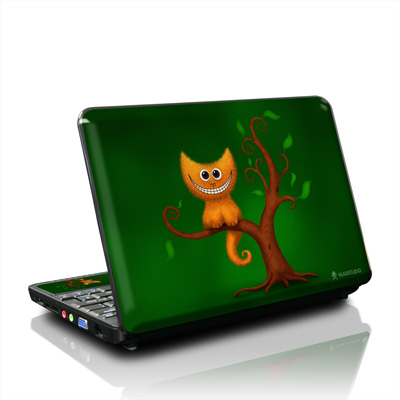 MSI Wind U100 Skin - Cheshire Kitten