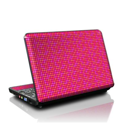 MSI Wind U100 Skin - Dots Pink