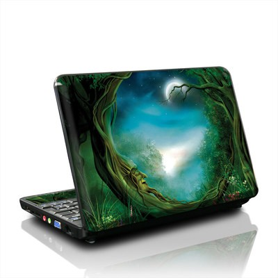 MSI Wind U100 Skin - Moon Tree