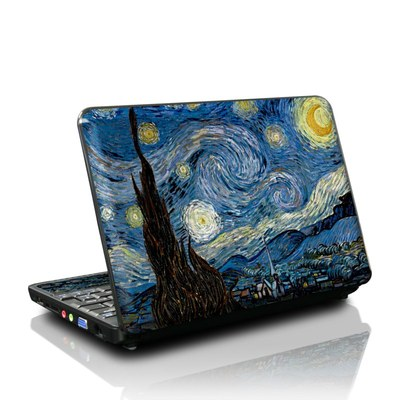 MSI Wind U100 Skin - Starry Night