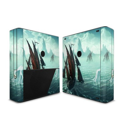 Microsoft Xbox 360 E Skin - Into the Unknown