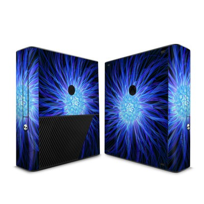 Microsoft Xbox 360 E Skin - Something Blue