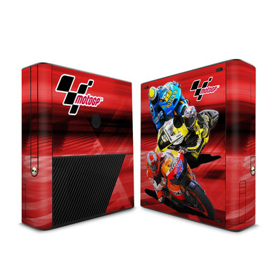 Microsoft Xbox 360 E Skin - Speed Collage