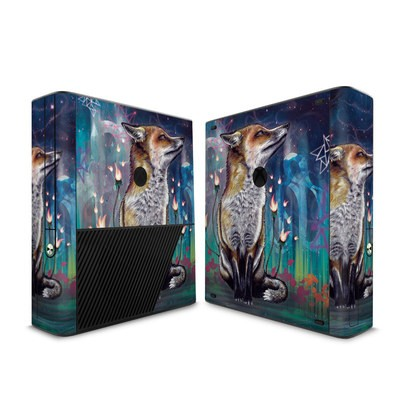 Microsoft Xbox 360 E Skin - There is a Light