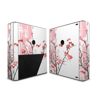 Microsoft Xbox 360 E Skin - Pink Tranquility
