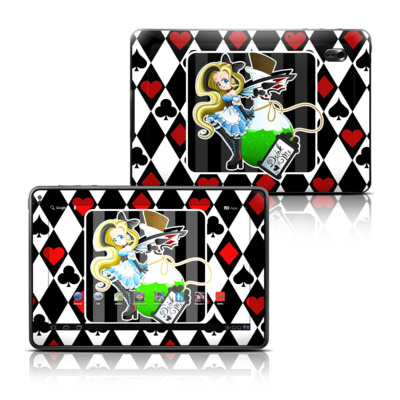 Motorola Xoom Family Edition Skin - Alice