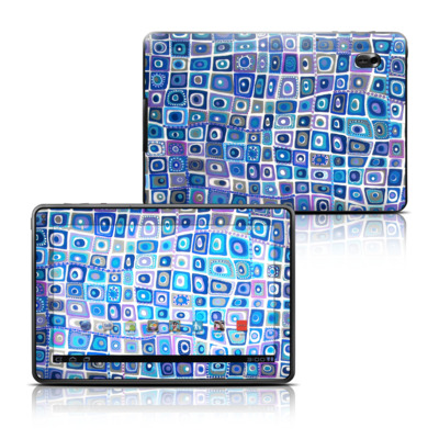Motorola Xoom Family Edition Skin - Blue Monday