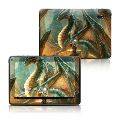 Motorola Xoom Family Edition Skin - Dragon Mage
